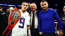 Ломаченко – Лопес: известный боксер дал прогноз на бой