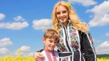 Ирина Федишин трогательно поздравила сына с днем рождения: фото