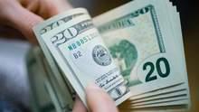 Готівковий курс валют 25 травня:долар знову дорожчає