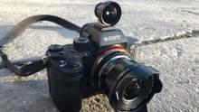 Sony може випустити зовнішній оптичний видошукач для своїх камер