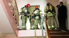 Пожар в Александровской больнице: главный врач заявила, что произошел поджог