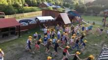 Когда в Украине заработают детские лагеря отдыха