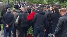 На Чернігівщині сотні людей прийшли на прощання з депутатом Давиденком: фото