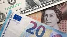 Готівковий курс валют 26 травня: гривня продовжує дешевшати