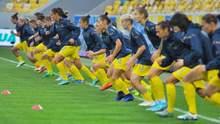 УЄФА затвердив нові дати матчів збірної України у відборі на Євро-2021