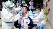 Нова загроза: всього за 12 днів Китай протестував на COVID-19 майже 7 мільйонів людей