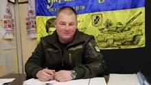 На Донбасі помер командир сіверських танкістів Юрій Межаков: що відомо