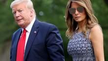 Рідкісний вихід: Меланія Трамп одягнула сукню, яка підійде на будь-які випадки життя