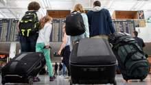 Украина ограничивает выезд граждан за границу: новое заявление Посольства Британии