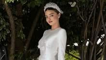 Модель Миранда Керр поделилась эксклюзивными фото со своей свадьбы с миллиардером