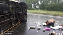 У ДТП у Полтаві загинув поліцейський, бо інший поліцейський не впорався з керуванням авто