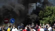 У Барселоні закриють завод Nissan: працівники влаштували протест