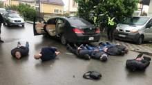 У Броварах сталася масова стрілянина: 10 затриманих – фото, відео