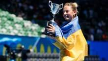 Патріотизм – це позиція душі, коли байдуже, що говорять інші, – тенісистка Марта Костюк