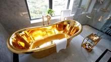 Місце для з'їзду Партії регіонів: готель з В'єтнаму витратив на облицювання тонну золота – фото