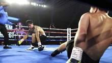 Двойной нокдаун: боксеры встречными ударами завалили друг друга – видео
