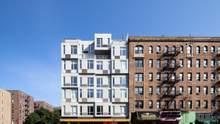 Бюджетное жилье: в США возвели дом из отдельно привезенных квартир – фото