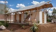 """Традиційне житло: в Мексиці побудували """"відкритий"""" будинок з гамаком – фото"""