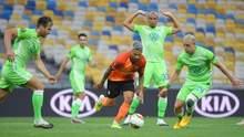 """""""Шахтер"""" за 4 минуты разгромил """"Вольфсбург"""" и вышел в четвертьфинал Лиги Европы: видео"""