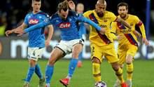Барселона – Наполі: прогноз букмекерів на матч Ліги чемпіонів