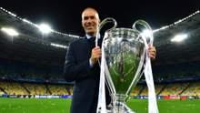 Зидан признан лучшим тренером изданием L'Equipe