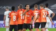 """""""Шахтар"""" розгромив """"Базель"""" та вийшов у півфінал Ліги Європи: відео"""