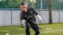 """Андрей Лунин вернулся в """"Реал"""" – Marca"""
