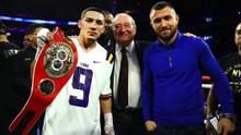 Ломаченко – Лопес: де дивитися онлайн бій за титули WBC, WBA, WBO, IBF