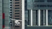 """General Motors планирует разрабатывать """"летающие авто"""": аналитики прогнозируют рост акций фирмы"""
