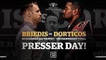 Бриедис – Дортикос: где смотреть онлайн финальный бой WBSS