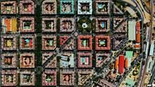 Как игрушечные: 5 центральных площадей известных городов мира с высоты птичьего полета – фото
