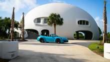 У формі великої кулі: у США продають будинок, який здатний витримати  ураган – фото