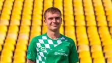 """Защитник """"Нивы"""" совершил невероятный сейв в матче против """"Кривбасса"""" на последней минуте: видео"""