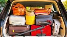 Зіпсована подорож: чим може обернутися для авто повністю закладений багажник