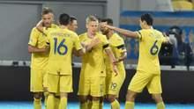 Какие турнирные перспективы сборной Украины в Лиге наций: от победы в группе до вылета из элиты