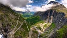 Дивовижні Сходи тролів: найпопулярніша гірська траса в Норвегії