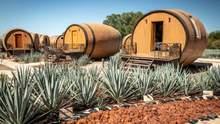 Готель в бочці: в Мексиці туристам пропонують пожити на виробництві текіли – відео