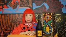 Известная художница создала уникальную этикетку для Veuve Clicquot: фотофакт