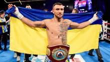 Ломаченко вылетел из рейтинга топ-боксеров P4P