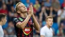 Петряк забив шикарний гол у дев'ятку воріт в Угорщині: відео
