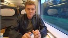 Після прогулянки Києвом російському пропагандисту Корчевнікову заборонили в'їзд в Україну