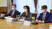 Венедіктова поскаржилася Раді Європи на низькі зарплати українських прокурорів