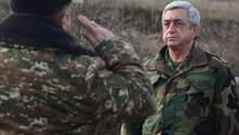Азербайджан не зможе просунутися далі: експрезидент Вірменії хоче перемовин щодо Карабаху