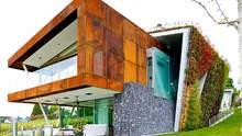 Дом в доме: в Швейцарии построили многослойную эко-виллу – фото