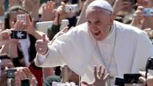 Вони діти божі, – Папа Римський підтримав узаконення шлюбів гомосексуалів