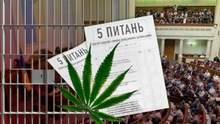 """Медична марихуана та довічне ув'язнення: як у світі вирішують """"питання Зеленського"""""""