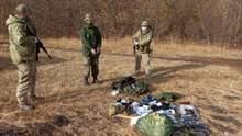 Беглеца из России задержали на Луганщине: мужчина попросил о защите – фото