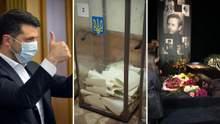 Головні новини 23 листопада: Зеленський подолав COVID-19, перші офіційні підсумки 2 туру виборів