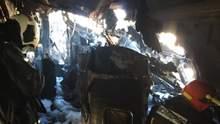 В Іспанії літак загорівся прямо в аеропорту: відео пожежі
