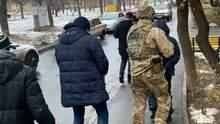 У Харкові затримали колишнього командира терористів: фото
